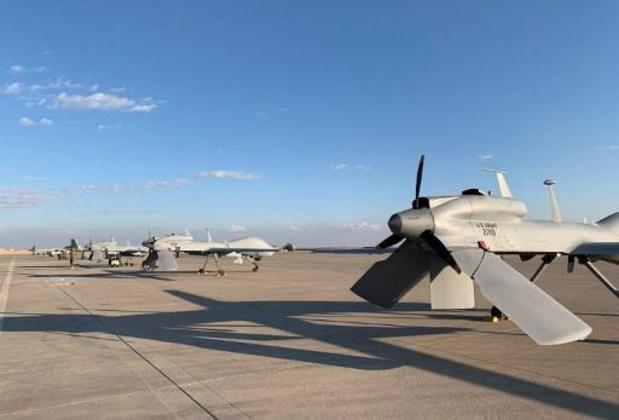 Tien raketten komen neer op legerbasis met Amerikanen in Irak