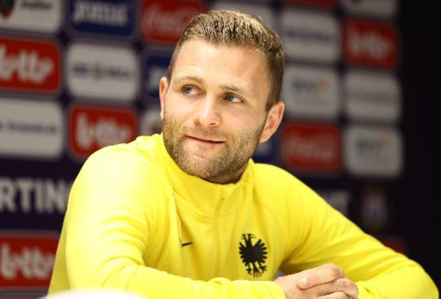 """""""Ce sera difficile mais nous avons de la qualité"""", juge Sondre Tronstad, milieu de Vitesse"""