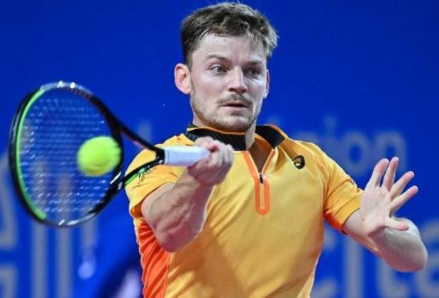 """ATP Rotterdam: Goffin, vainqueur 6-4, 6-0 de Struff au premier tour : """"J'ai surtout très bien retourné"""""""