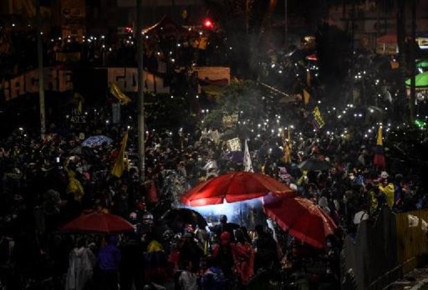 Opnieuw verschillende slachtoffers bij protest in Colombia