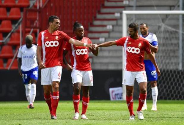 Jupiler Pro League - Anderlecht gaat in oefenmatch onderuit tegen Lille, Standard klopt Reims tweemaal
