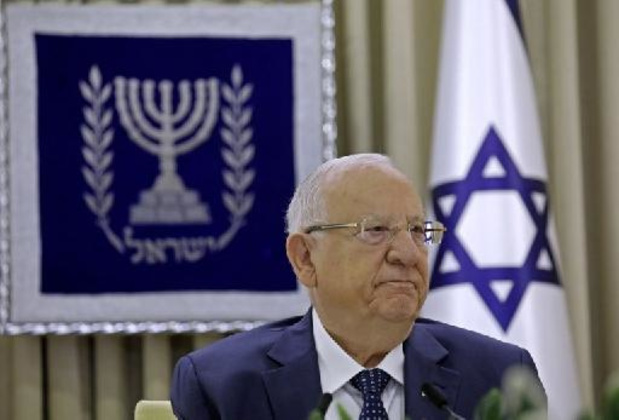 Le président israélien préoccupé par la violence antisémite à l'étranger