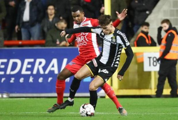 Jupiler Pro League - Charleroi partage l'enjeu à Mouscron (1-1) et grimpe provisoirement à la troisième place