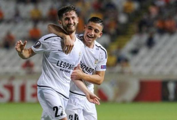 Mohamed Bouchouari revient à Anderlecht