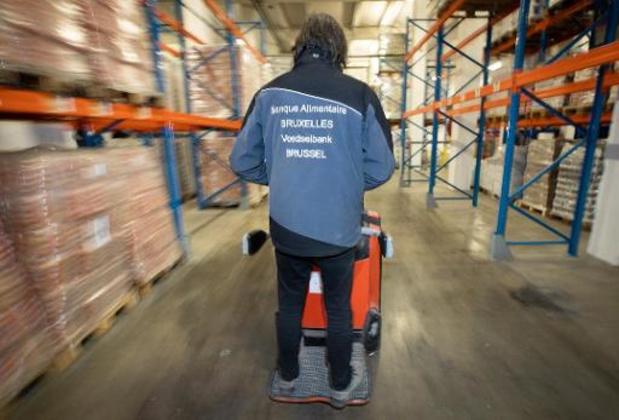 Les banques alimentaires demandent un encouragement fiscal pour les dons d'aliments