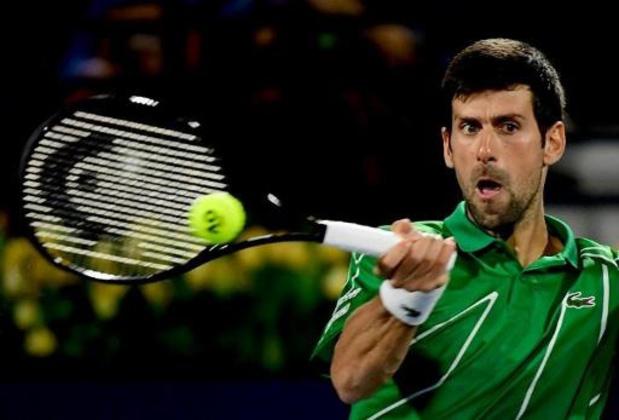 Coronavirus - Tennisinstanties richten gemeenschappelijk solidariteitsfonds op