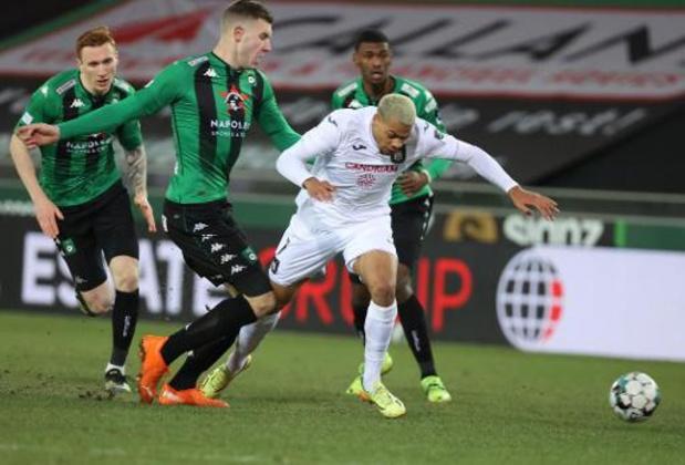 Jupiler Pro League - Anderlecht zet goede vorm niet verder bij Cercle Brugge