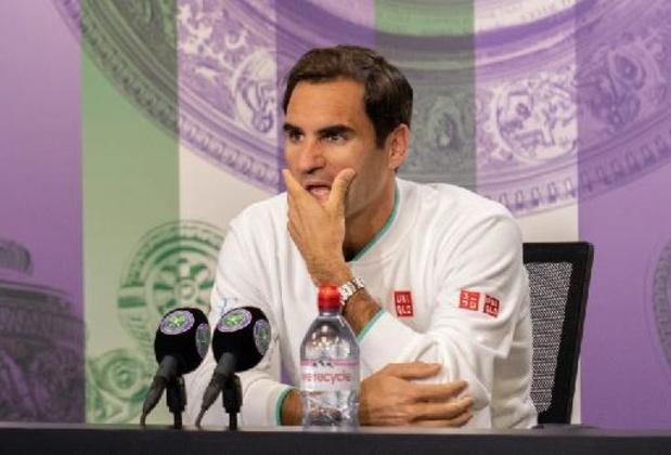Federer forfait à Toronto et Cincinnati avant l'US Open
