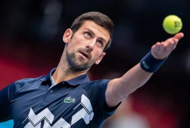 Novak Djokovic éliminé en quarts après une lourde défaite face à Sonego