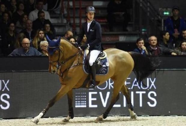 Equigala - Pieter Devos, cavalier belge de l'année, rend hommage à ses coéquipiers