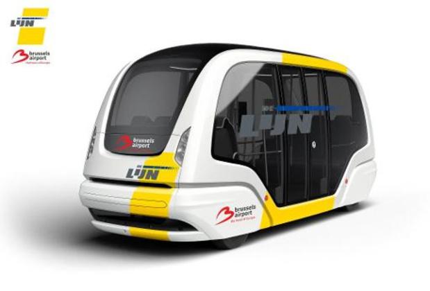 Zelfrijdende bussen in steden voorlopig niet haalbaar