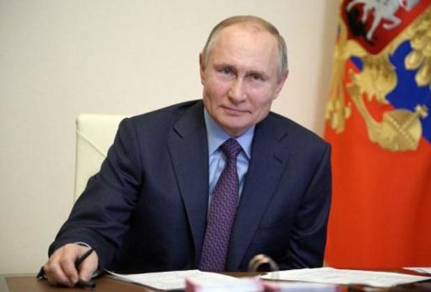 Le président russe Vladimir Poutine a été vacciné contre le Covid-19