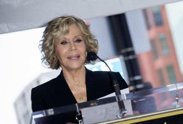 Jane Fonda arrêtée à Washington en manifestant pour l'environnement