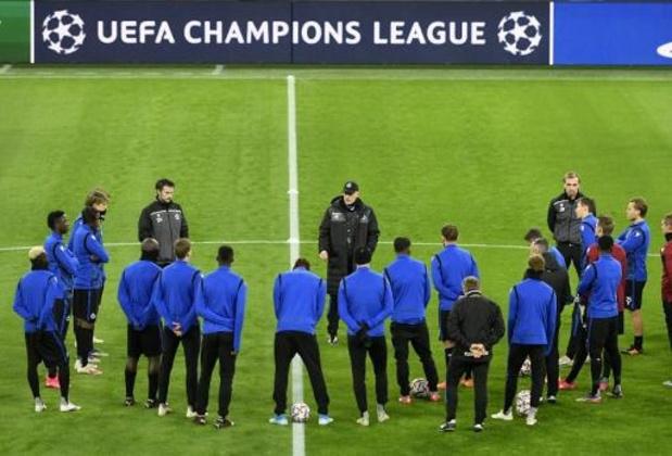 Ligue des Champions - Le Club de Bruges face à l'ogre Borussia Dortmund