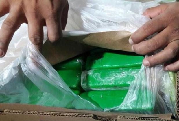 Saisie de deux tonnes de cocaïne en partance pour la Belgique au Costa Rica