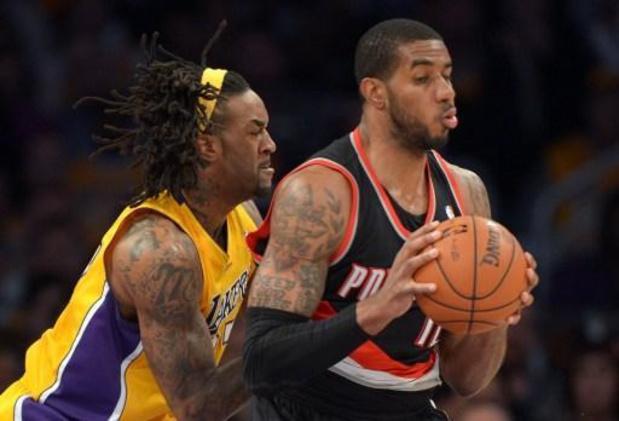 NBA - Fin de saison pour LaMarcus Aldridge (San Antonio), opéré de l'épaule