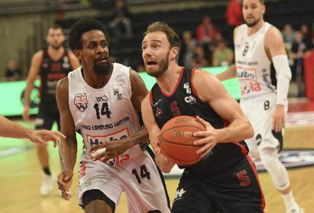 BNXT League - Succès pour Charleroi et Louvain