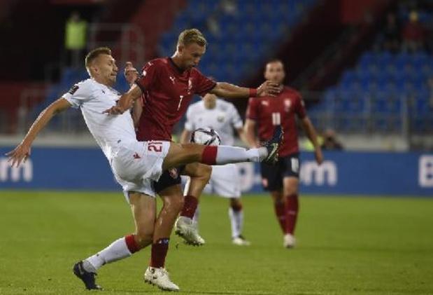 Rode Duivels - Tsjechië blijft in het spoor van Rode Duivels na nipte zege tegen Wit-Rusland