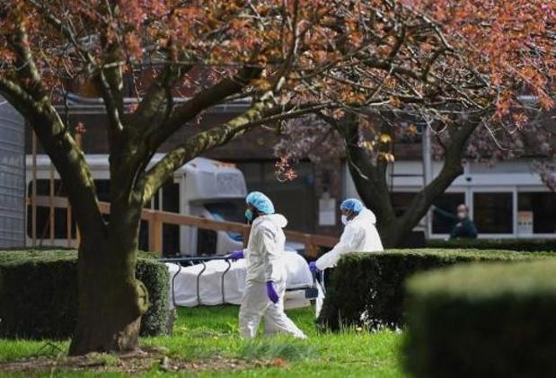 Meer dan 7.000 doden in staat New York
