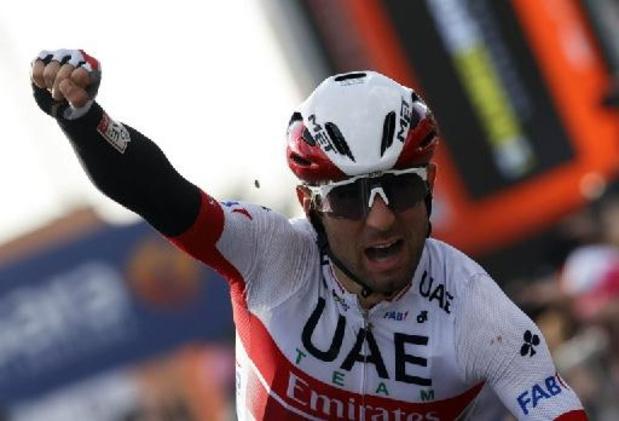 Pogacar loodst Ulissi naar ritzege in Ronde van Slovenië