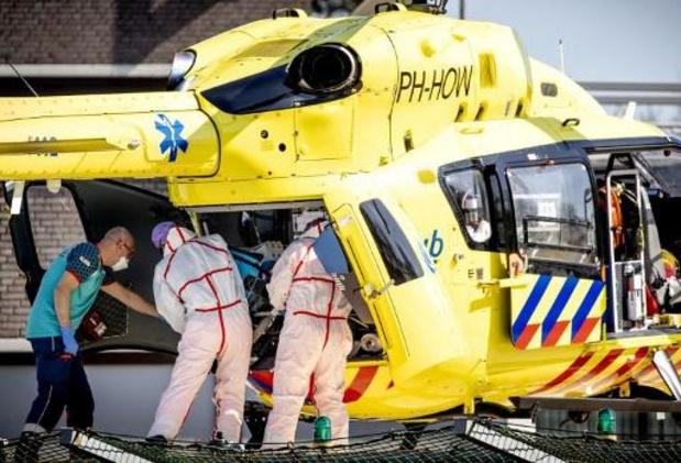 86 nieuwe sterfgevallen gemeld in Nederland