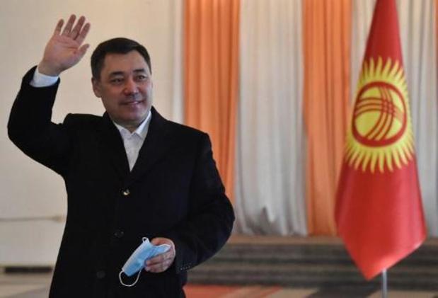 Présidentielle au Kirghizstan: le populiste Japarov largement en tête