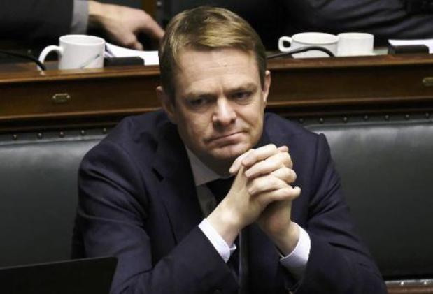 """""""Paarsgroen is pest en cholera samen"""", vindt Bogaert"""