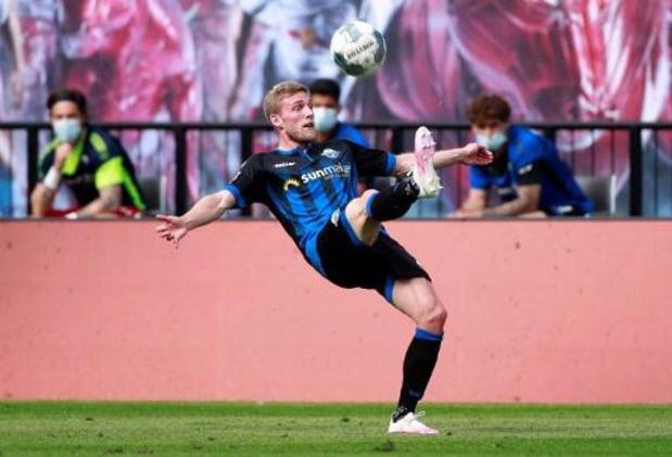 Transfer Deadline Day - Standard haalt verdediger Laurent Jans