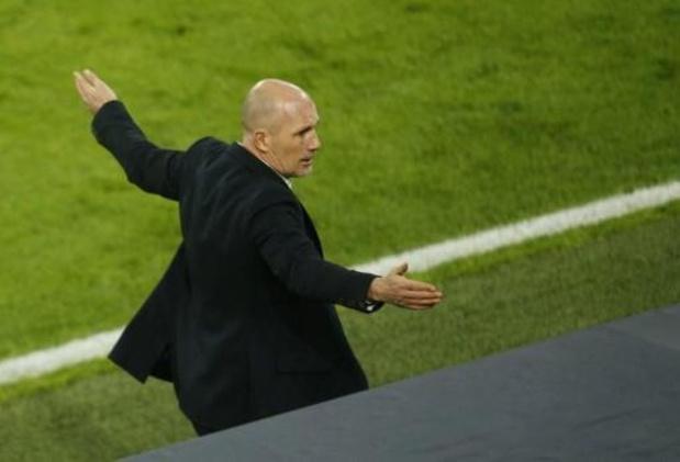 """Champions League - Philippe Clement ziet """"logisch resultaat"""" voor Club in Dortmund"""