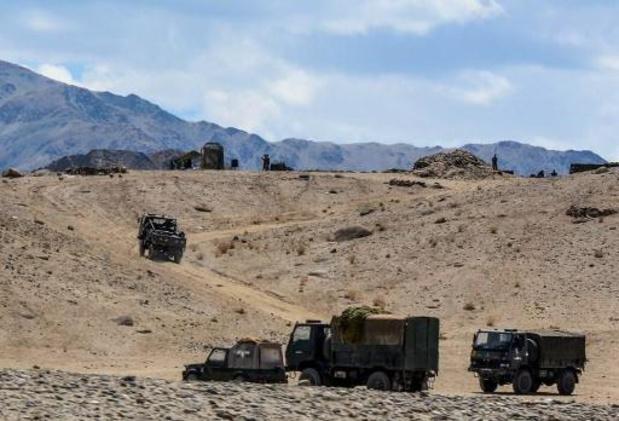 'China en India trekken troepen terug in grensgebied'