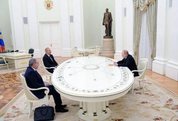 Conflict Nagorno-Karabach: Rusland en Turkije controleren wapenstilstand