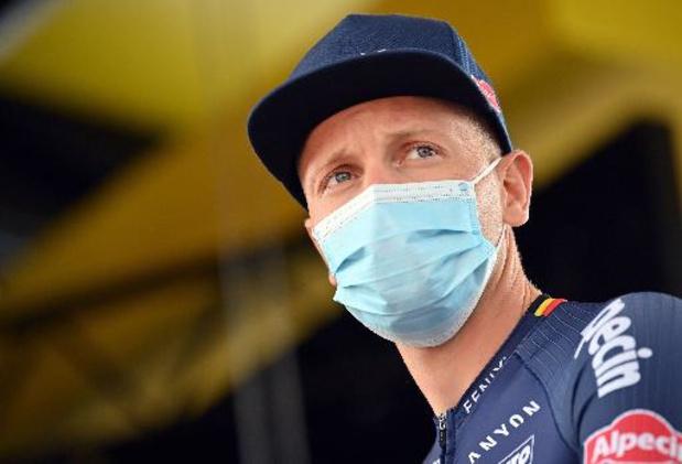 Tour de France - Merlier voelt zich beter en geniet mee met Van der Poel