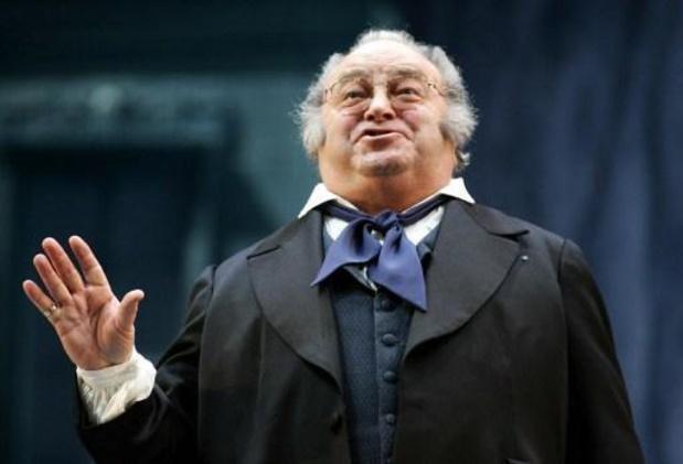 Belgische operazanger Michel Trempont overleden