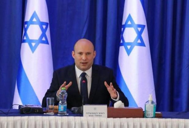 Israëlische premier voor het eerst in tien jaar in Egypte