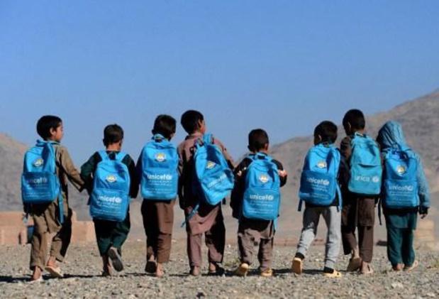 Unicef lanceert noodoproep om 190 miljoen kinderen te bereiken in 149 landen