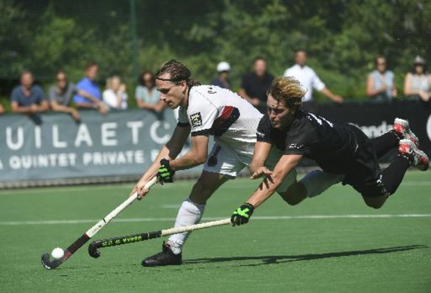 Belgian Men Hockey League - Le Dragons battu au Racing, le Léo cartonne en ouverture de la saison