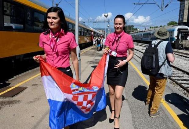 Les Belges bienvenus en Croatie sans restrictions