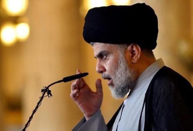 Législatives en Irak: le courant sadriste se revendique première force au Parlement