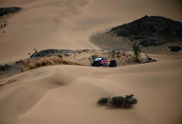 Stéphane Peterhansel wint voor de 14e keer Dakar