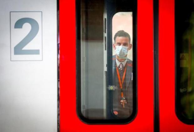 La SNCB lance l'appli MoveSafe qui prévoit le taux d'occupation des trains