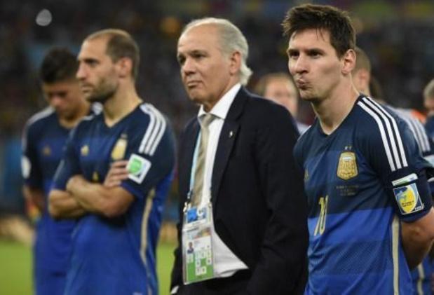 Voormalig Argentijns bondscoach Alejandro Sabella overleden