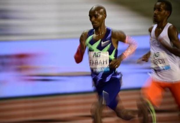 Memorial Van Damme - Mo Farah verbetert werelduurrecord, Bashir Abdi is nieuwe Belgisch recordhouder