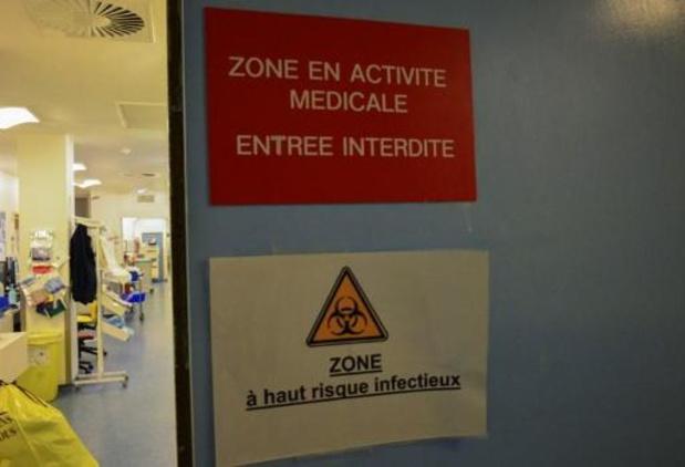 Liège est désormais la province wallonne qui compte le plus de contaminations avérées