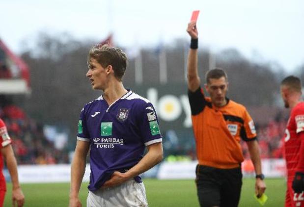 Transfer Deadline Day - Anderlecht vend Sieben Dewaele à Ostende qui le prête directement à Nancy