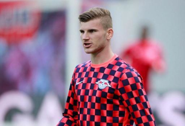 L'international allemand Timo Werner quitte Leipzig et s'engage avec Chelsea