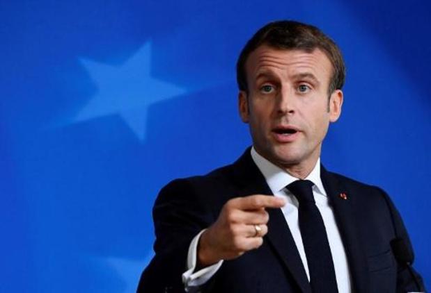 """Macron : l'Otan en état de """"mort cérébrale"""""""