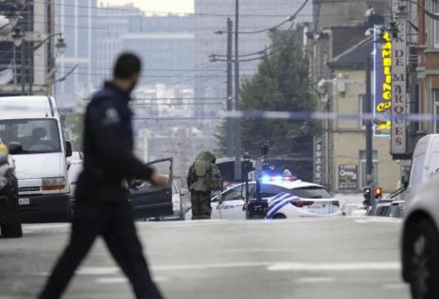 La police bruxelloise a compté jusqu'à 30% d'excès de vitesse en plus durant le lockdown