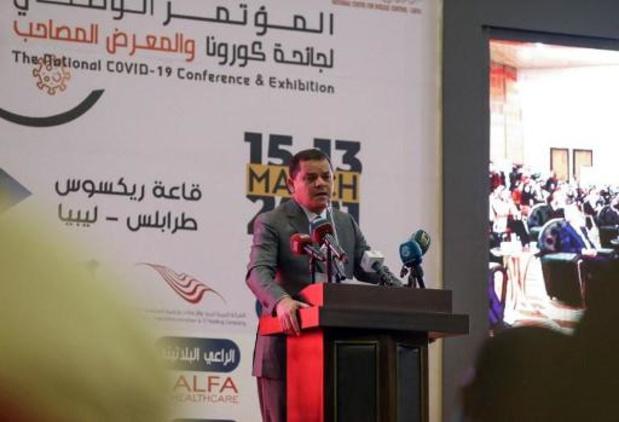 Libye: le nouveau Premier ministre critique la gestion de la crise sanitaire