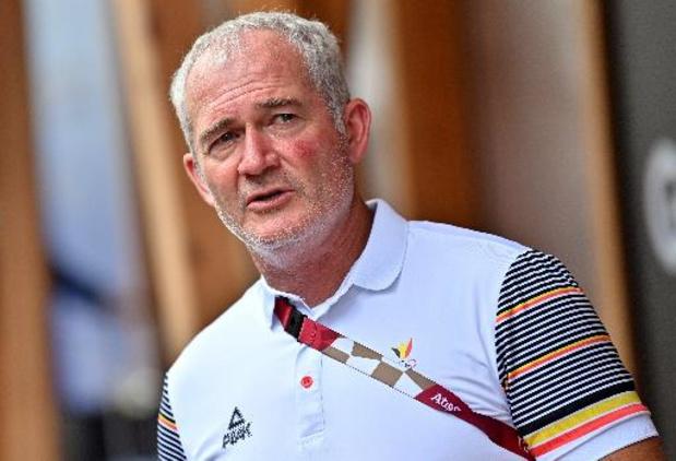 """OS 2020 - Bondscoach McLeod leeft met vertrouwen toe naar finale: """"Spelers zijn er klaar voor"""""""