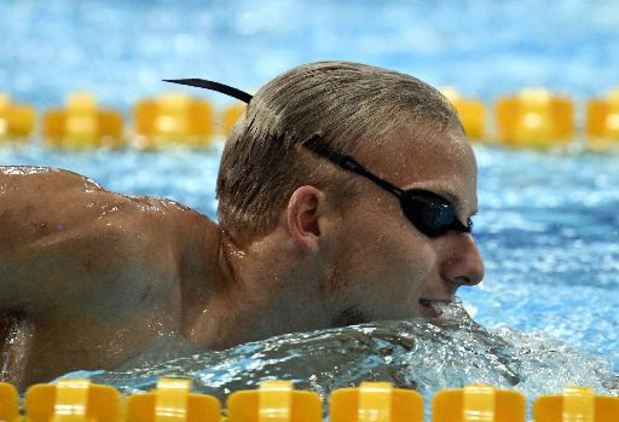Belgische mannen plaatsen zich voor EK-finale 4x200m vrije slag